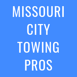 missouri city towing logo